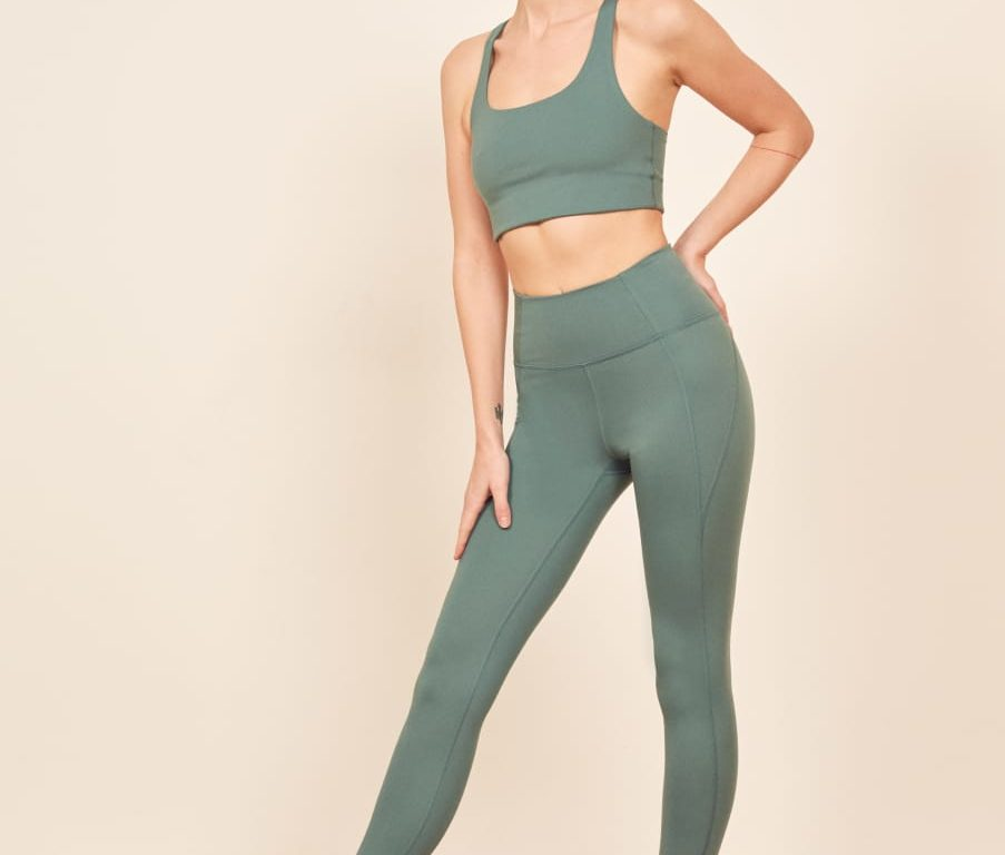 The Wardrobe Essential 2021 – Workout Matching Set